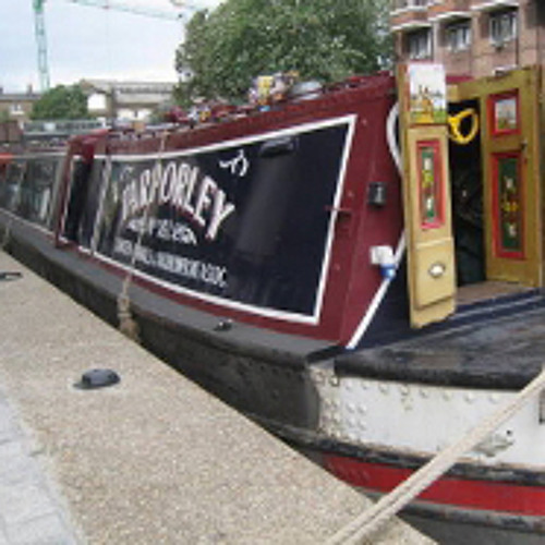 Tarporley Narrow Boat: A Kings Place Podcast