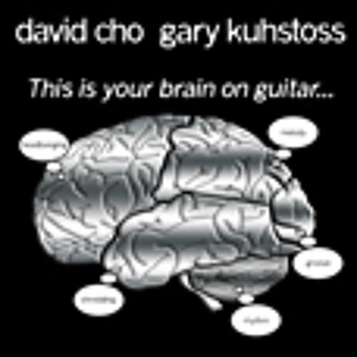 "David Cho/Gary Kuhstoss - ""This is your brain on guitar..."""