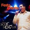 Banda Som e Louvor - Festa de Crente Portada del disco