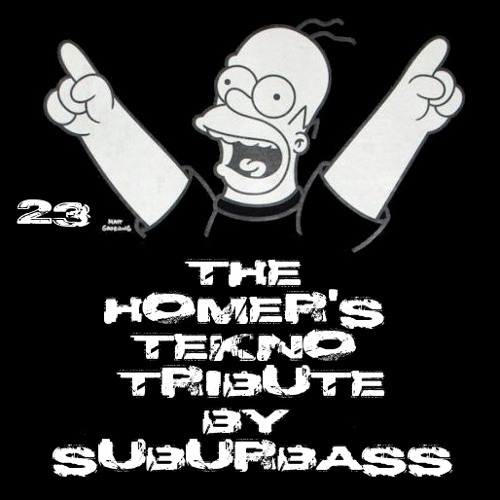 THE HOMER'S TEKNO TRiBUTE by SuBuRbASs
