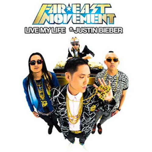 Far East Movement Feat. Justin Bieber - Live My Life [Brunno Farias Style Remix]