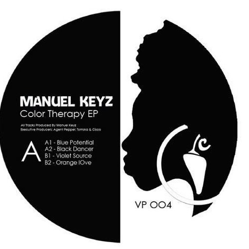 VPOO4 - Manuel Keyz - Color Therapy EP
