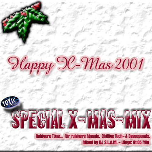 24-12-2001 - Grille - X-Mas-Mix (Homesession)
