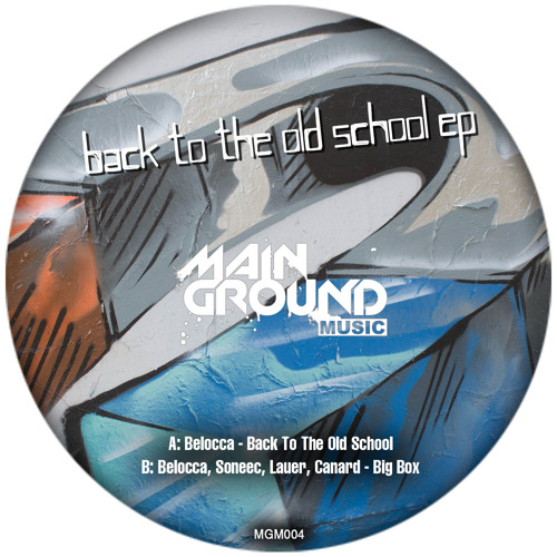 Belocca - Back To The Old School ( Mainground Music ) MGM004