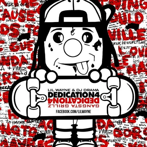 "Lil Wayne Ft. Lil Mouse - Get Smoked ""Dedication 4"""