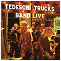 Tedeschki trucks band - Everybody's talkin (Startknob Cotton Bam remix)