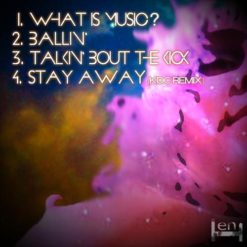 Stay Away (KDC Remix) - Charles Bradley & The Menahan Street Band (MASTER)