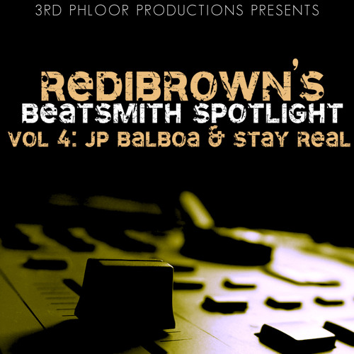 RediBrown's Beatsmith's Spotlight Vol. 4 - LIke A Pimp (prod. by StayReal!)