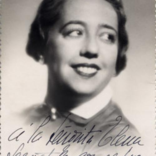 Carlos Lopez Buchardo - Cancion del Carretero - Hina Spani - Grabacion Historica