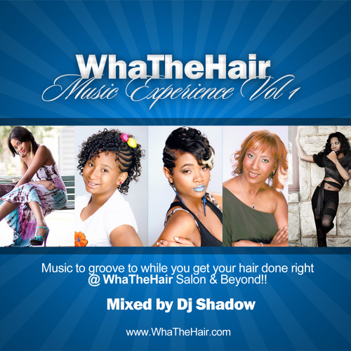 WHATHEHAIR-MUSIC EXPERIENCE VOL 1-MIXCD