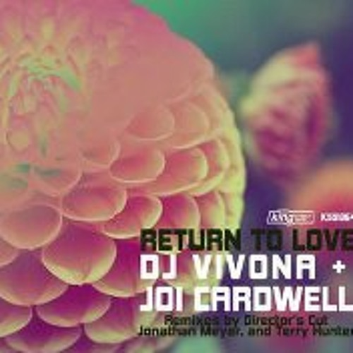 DJ Vivona & Joi Cardwell - Return To Love (Terry Hunter BANG Transform Mix)