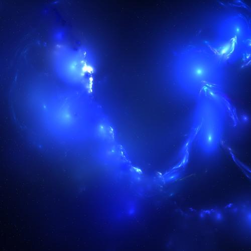 Frank Maris - Blue Space