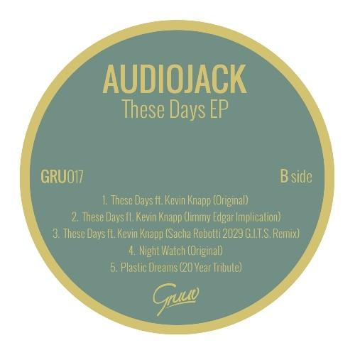 Audiojack - Plastic Dreams (20 Year Tribute)