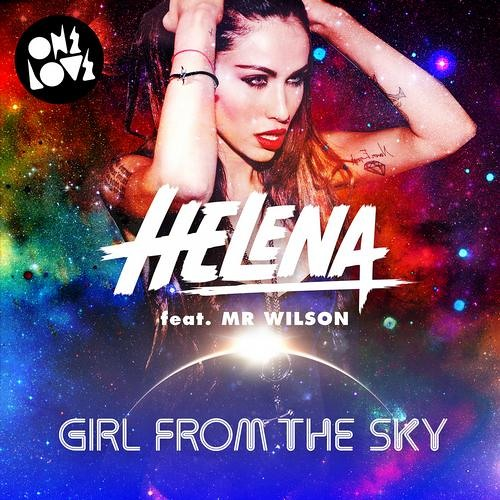 Helena ft Mr Wilson - Girl From The Sky (Kid Massive Remix)