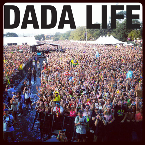 Dada Life - Live @ Electric Zoo (09-01-2012)