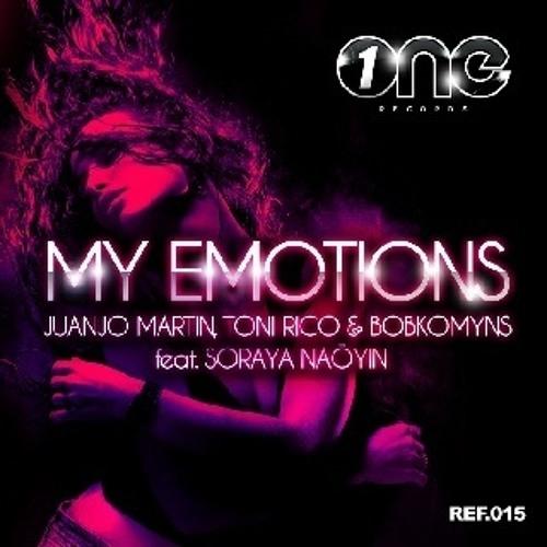 Juanjo Martin, Toni Rico & Bobkomyns Feat Soraya Naoyin - My Emotions (Radio Edit).mp3