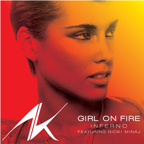 Girl On Fire (Inferno Version) Featuring Nicki Minaj