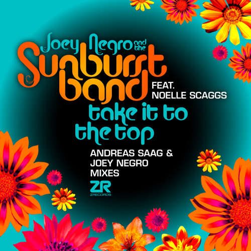 The Sunburst Band feat. Noelle Scaggs - Dialed Up (Andreas Saag and Joey Negro Remixes)