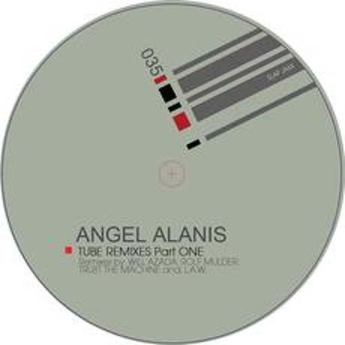 Angel Alanis - TUBE (L.A.W. remix) winner of ADE 2012 Demolition panel with Dave Clarke