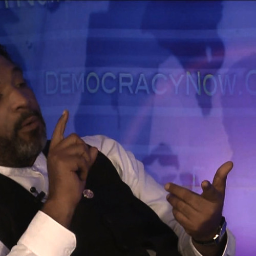 Grassroots Leader Rev Dr William Barber on Fight for Voting, Civil Rights in North Carolina