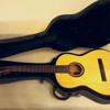 Classical guitar play: How Great Thou Art  (self-arranged)