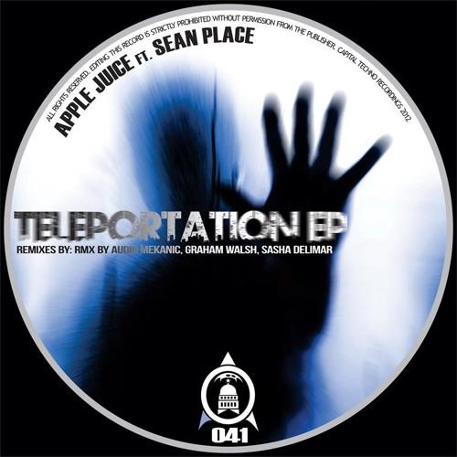 Apple Juice ft. Sean Place - Teleportation (Sasha Delimar Remix) Sample