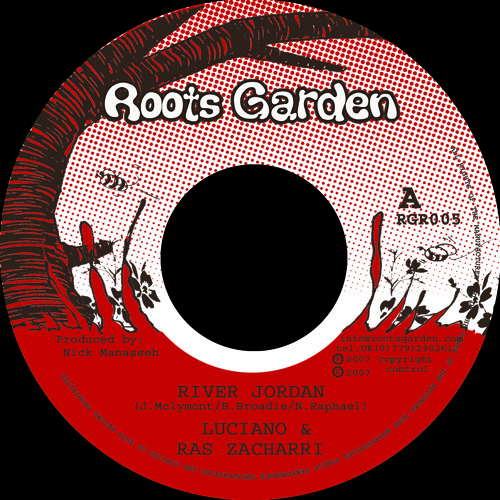 "Luciano & Ras Zacharri - ""River Jordan"" (Levi Rhythm)"