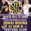 Radio Spot - RnB All Stars  09.14.