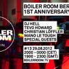 Mano Le Tough 55 min Boiler Room Berlin DJ Set