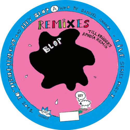Gabriel Ananda - Hey Blop (Marcel Janovsky Remix) | Basmati#09