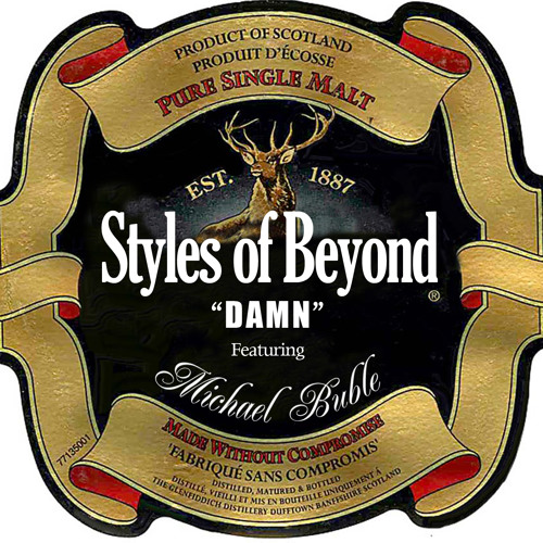 "Styles Of Beyond f/ Michael Buble- ""Damn"""