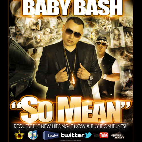 Ray Dogg ft Baby Bash-So Mean  (DJ Styles Club Intro)