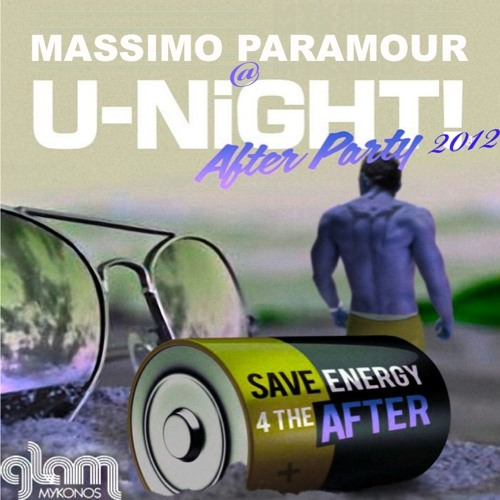 Massimo Paramour @ U-NIGHT! after party - August 2012