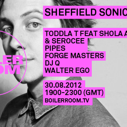 Forgemasters live in the Boiler Room