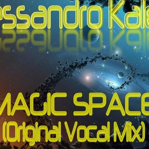 Alessandro Kalero - Magic Space (Original Vocal Mix Preview) [4Dj'S RECORDS]