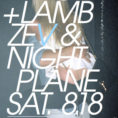 Night Plane live at Le Bain for the Wolf+Lamb Night