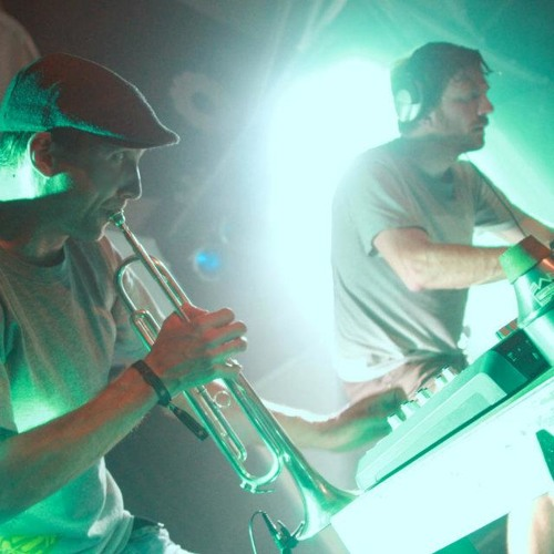 Trompetendisko Live-Mix @ Holz und Form (Fusion Festival revisited)