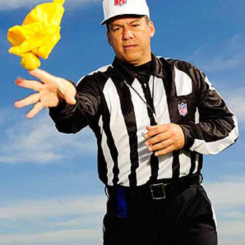 Referee Whistle Sound for NFL Fans