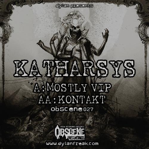 Katharsys - Kontakt (CLIP) (OBSCENE027-AA) Released September 18th 2012