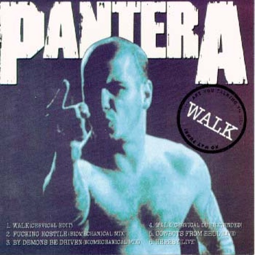 PANTERA WALK (HEAVYGRINDER ELECTRO ReFix)