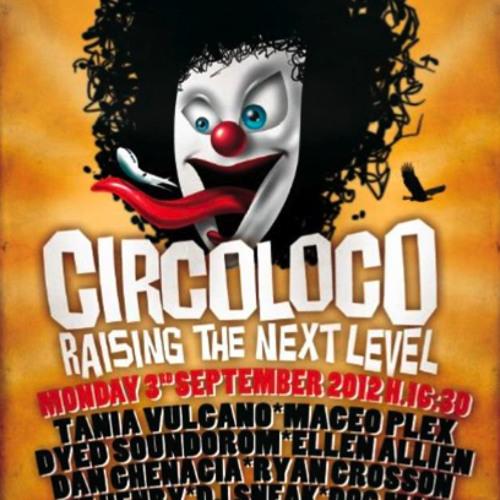 Tato@circoloco 03/09/12 (teaser)