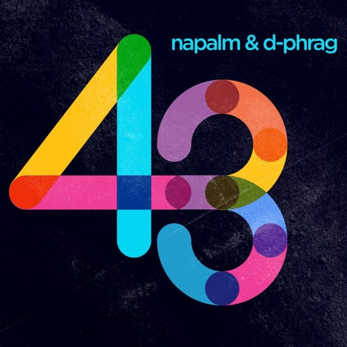 Napalm & d-phrag - 43 (Toppy Remix) 192 cut