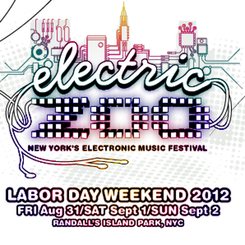 Morgan Page Live at Electric Zoo 2012