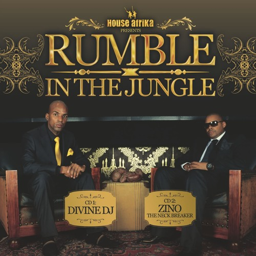 Rumble In The Jungle - Disc 1 Mixed by The Devine DJ (Preview Clip)