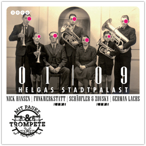 "Funkwerkstatt ... Live @ 3000Grad ""Mit Pauke&Trompete"" 01.09.2012 Stadtpalast Rostock"