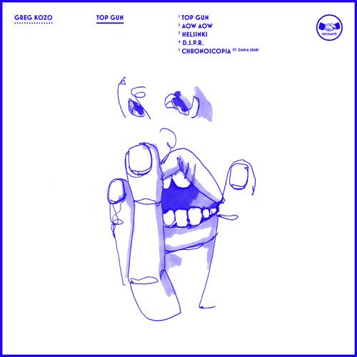 """Greg Kozo """"Aow Aow"""" (ECR001)"""
