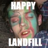 Happy Landfill - This song totally ruins the word party
