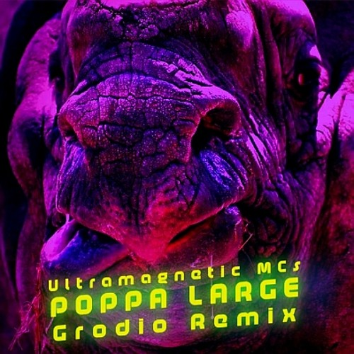 Ultramagnetic MCs - Poppa Large (Grodio Remix) (FREE DOWNLOAD)