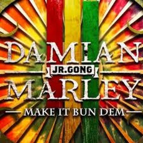Skrillex & Damian  Jr Gong  Marley -  Make It Bun Dem  (Mavricks Club Edit)(Space Ghost Remix)