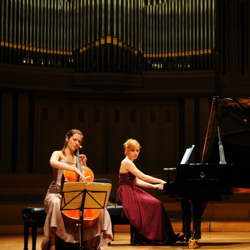 Brahms Sonata op.38 Live at Bozar